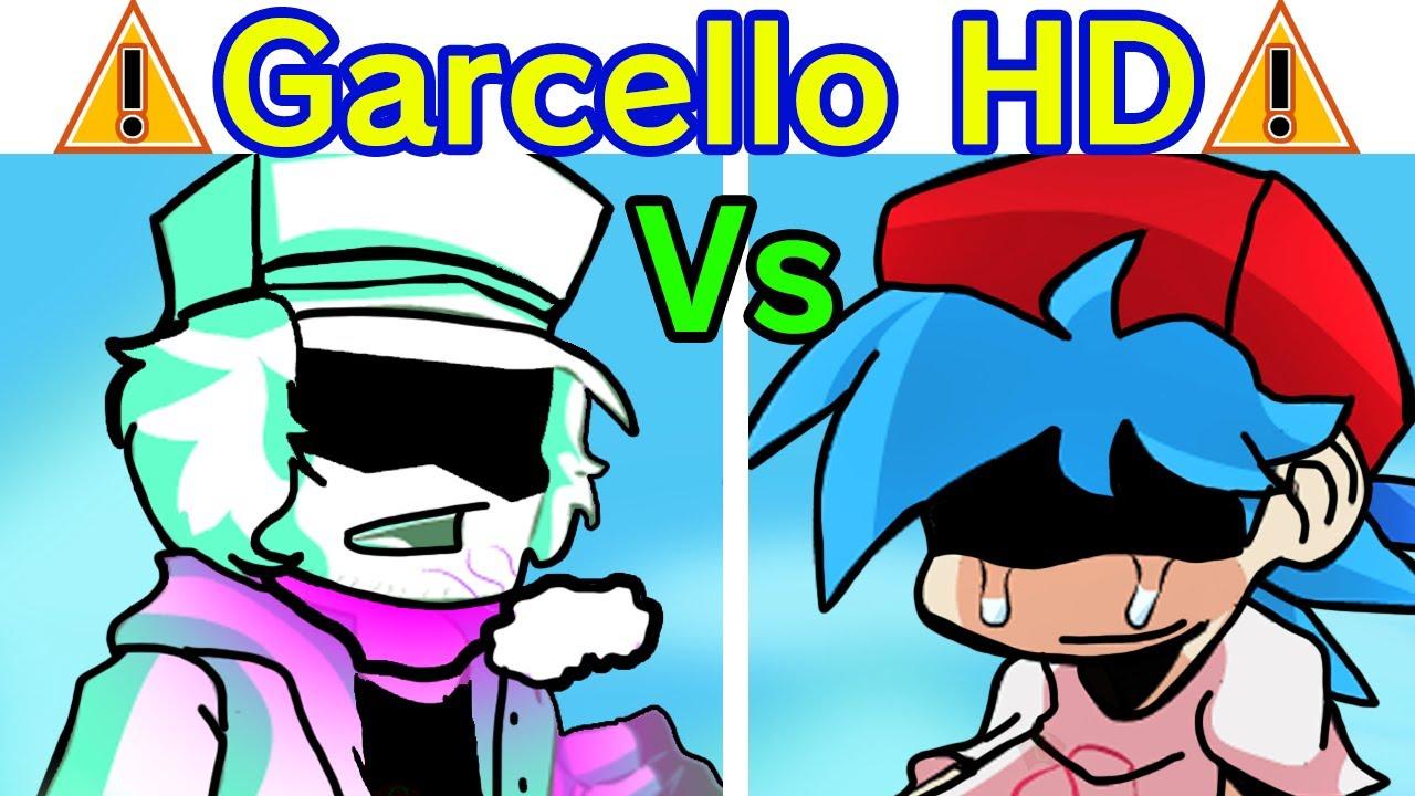 Download Friday Night Funkin' VS Garcello HD FULL WEEK + Cutscenes (Smoke Em Out Struggle Remastered/FNF Mod)