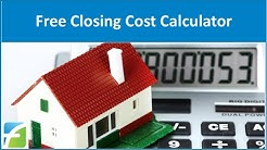 Free Closing Cost Calculator
