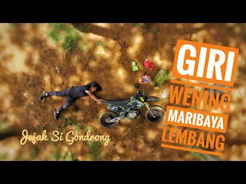 Wisata Murah Bandung - Trip Giri Wening - Puncak Eurad Maribaya Part 2 #VLOG 09