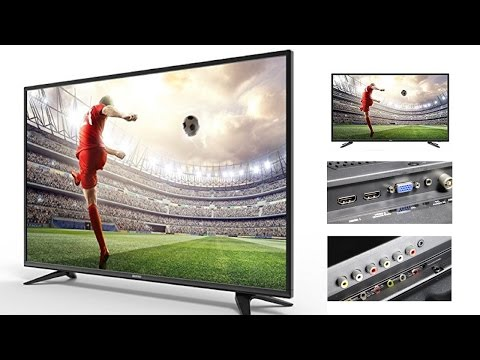 Sanyo 50 Inch LED TV Review, Unboxing, Pros, Cons, Comparison   Gadgets To Use