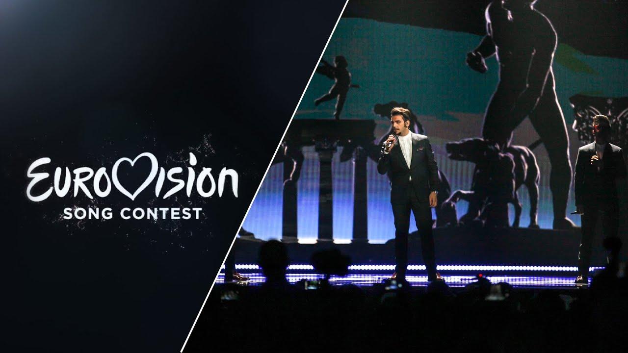 Il Volo Grande Amore Italy Live At Eurovision  Grand Final Eurovision Song Contest