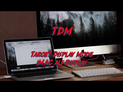use imac as monitor for pc hdmi