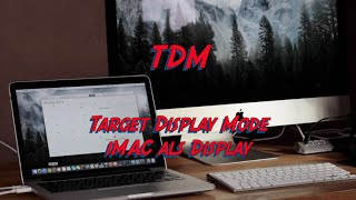 Imac Als Monitor - Target Display Mode - Tdm - Tutorial - German - Theaskarum