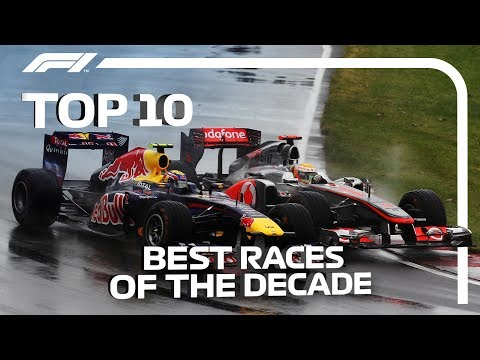 Top 10 Best Races Of The Decade | 20102019