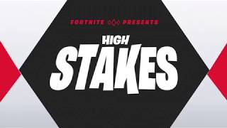 NEW!! Fortnite High Stakes | Getaway LTM Preview!