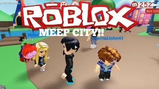 MY HOUSE TOUR!!! Roblox Meep City