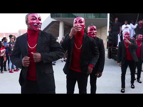Kappa Alpha Psi Fraternity Inc. Beta Eta Chapter 2017 spring Line