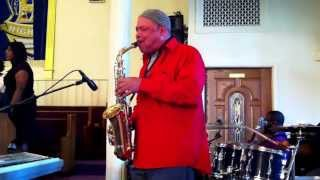Because Of Who You Are by Martha Munizzi Sax instrumental Gerard Evans