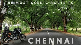 Bangalore to Chennai - Most scenic route - Day 1 - GoPro Man