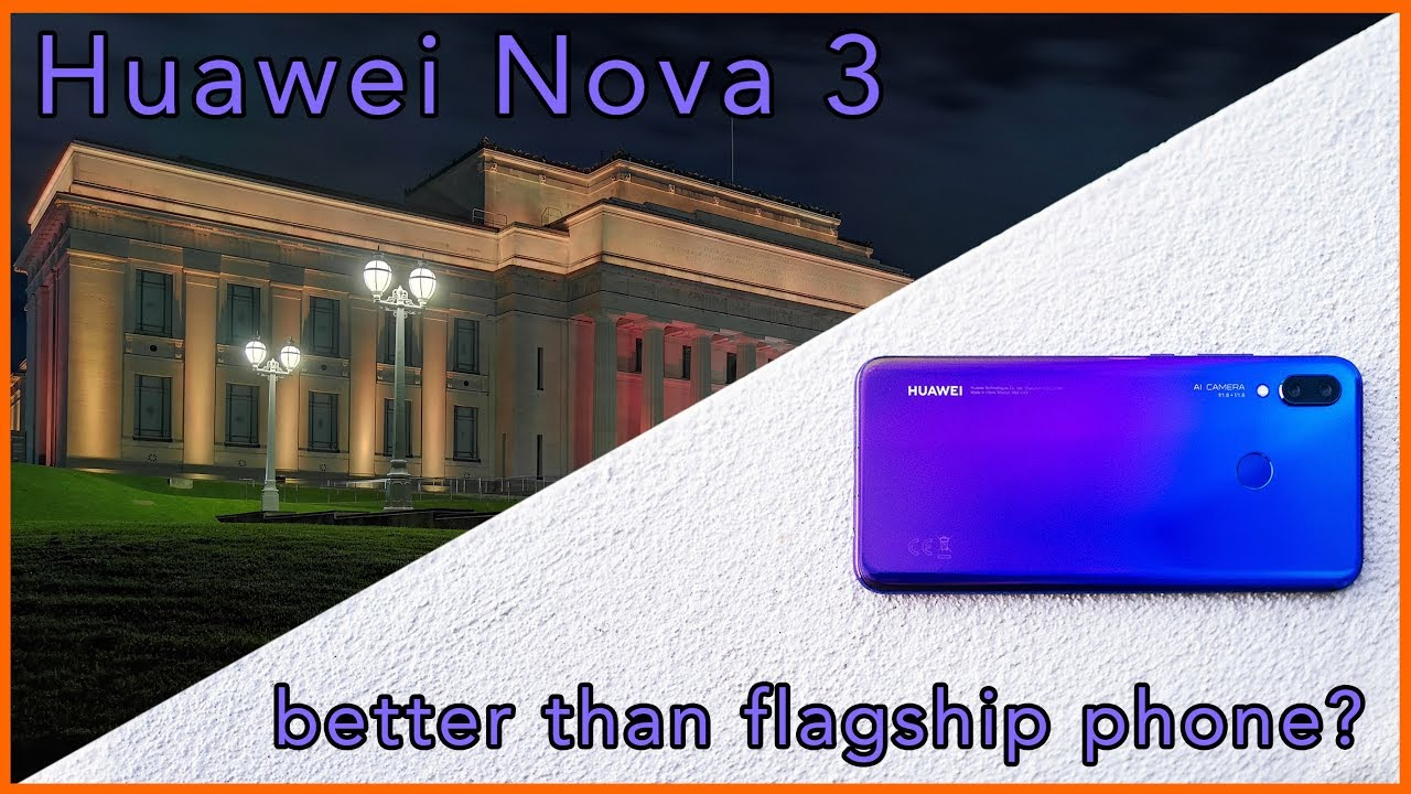 Huawei Nova 3 Camera Review – Review By Richard