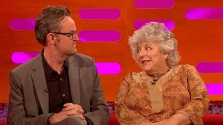 Miriam Margolyes has never seen Friends - The Graham Norton Show: Preview – BBC One