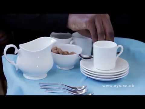 AYS Training - Coffee Service