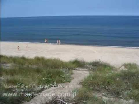 Baltic Coast - Beaches and vacation holidays at Dabki Poland