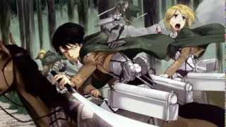 Repeat youtube video AoT M 04   Female Titan Chase Theme