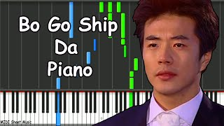 Escalera al Cielo - Bo Go Ship Da Piano midi