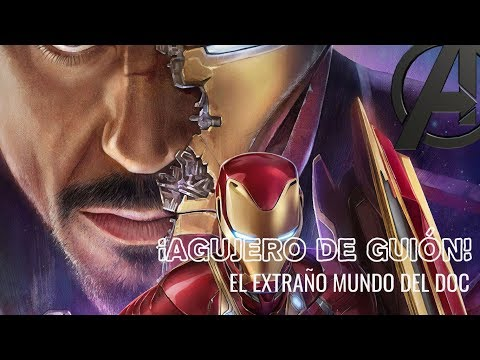 Avengers Endgame: La muerte de Tony Stark NO DEBIÓ PASAR