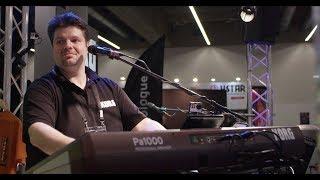 KORG Pa1000 - Präsentation Musikmesse Frankfurt 2018