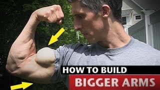 One of ATHLEAN-X™'s most viewed videos: How to Get Big Arms - MUCH FASTER!! (Triceps and Biceps)