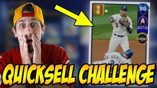 96 CANO QUICKSELL CHALLENGE - SO STRESSFUL - MLB 17 THE SHOW DIAMOND DYNASTY