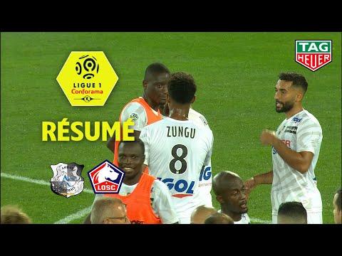 Amiens SC - LOSC ( 1-0 ) - Résumé - (ASC - LOSC) / 2019-20