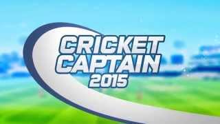Cricket Captain 2015 Trailer