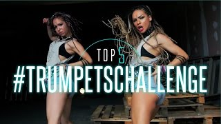 Best #TrumpetsChallenge Dance Videos | Sak Noel & Salvi ft. Sean Paul - Trumpets