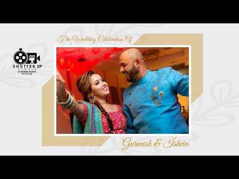 The Wedding Celebration Of Gurmesh & Ishvin - #gurishweds