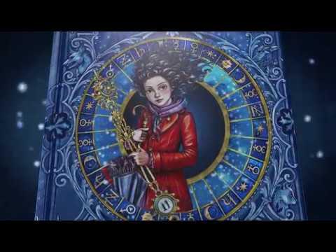 Fluch und Wunder (Nevermoor 1) YouTube Hörbuch Trailer auf Deutsch