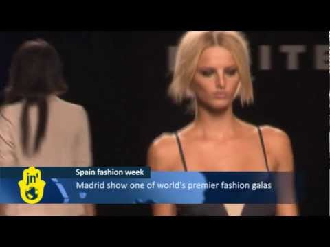 Madrid Fashion Week Attracts Top Spanish Designers: Mercedes-Benz Hosts Delfin, Pozo, la Prada