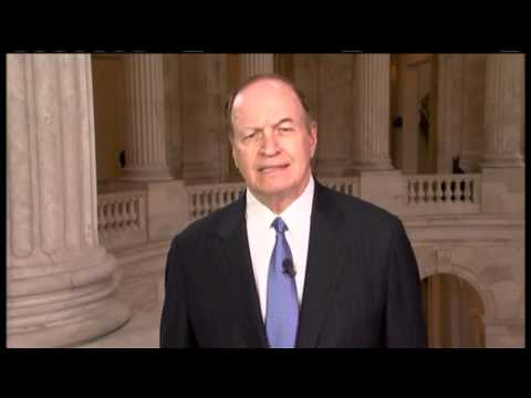 US Senator Richard Shelby talks CR funding bill, Russian airstrikes in Syria