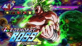 FULL POWER CATEGORY & FULL POWER BROLY VS. THE LEGENDARY GOKU EVENT! (DBZ: Dokkan Battle)