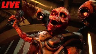 Going to Hell In Doom VFR Live