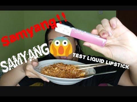 review-maybelline-stay-matte-ink-+samyang-noodles-!