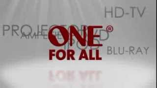 one for all urc 6440 simple 4 learning feature english