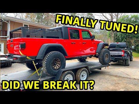 Rebuilding A Wrecked 2020 Jeep Gladiator Rubicon Part 15