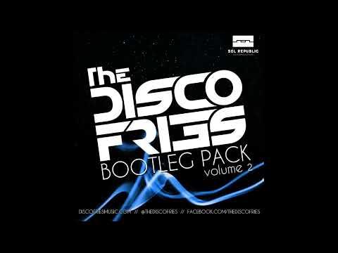 Pitbull feat Chris Brown Vs Zedd - International Love (Disco Fries Bootleg)