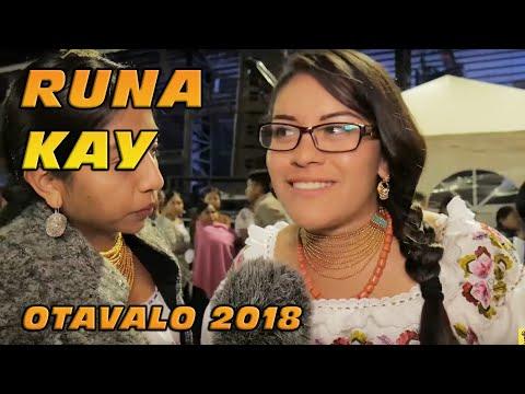 OtaBlogeando  Cpt 18 - Runakay 2018 - Otavalo - Ecuador