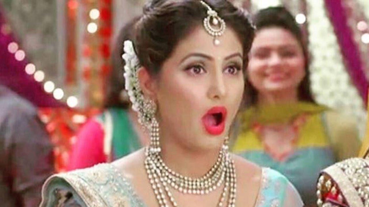 Hina Khan Quits Yeh Rishta Kya Kehlata Hai Filmibeat Youtube