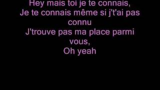 BB Brunes Blonde-Comme Moi+ Paroles