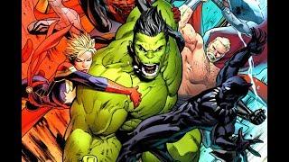 Amadeus Cho HULK Beats Thor Again - World War Hulk II