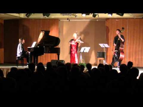 Concierto de Aranjuez-Spain;   I.Cudek(vl) M.Manhart(p) C.Lachotta(b)