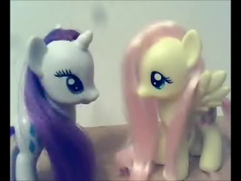 My little pony deleted scenes