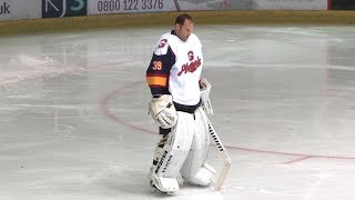 Petr Cech Makes Ice Hockey Debut For Guildford Phoenix