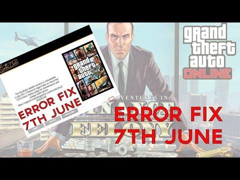 GTA V Update ERROR FIX| Rockstar update service code 201 ERROR FIX !