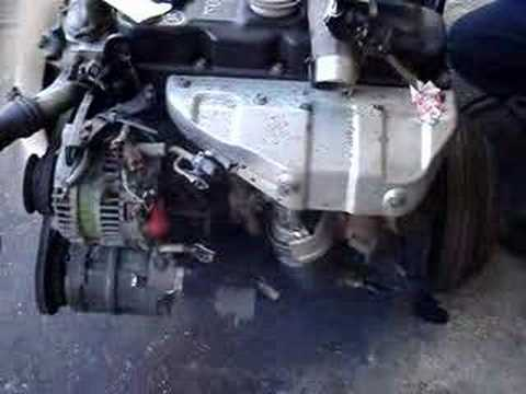 Jdm Nissan Diesel Qd32 Ohc Used Engine Youtube