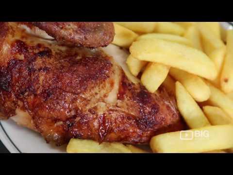 Nuriootpa Chicken Centre a Restaurants in Adelaide serving Roast Chicken and Salad