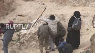 Syria: More militants surrender to SDF near Baghouz