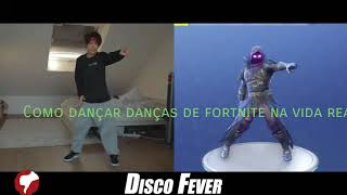 How to dance Fortnite dances in real life