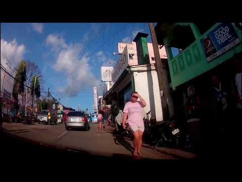 Toledo to Cebu Manipis Road