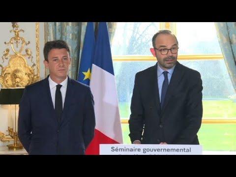 Immigration/asile: Macron se rendra à Calais en janvier